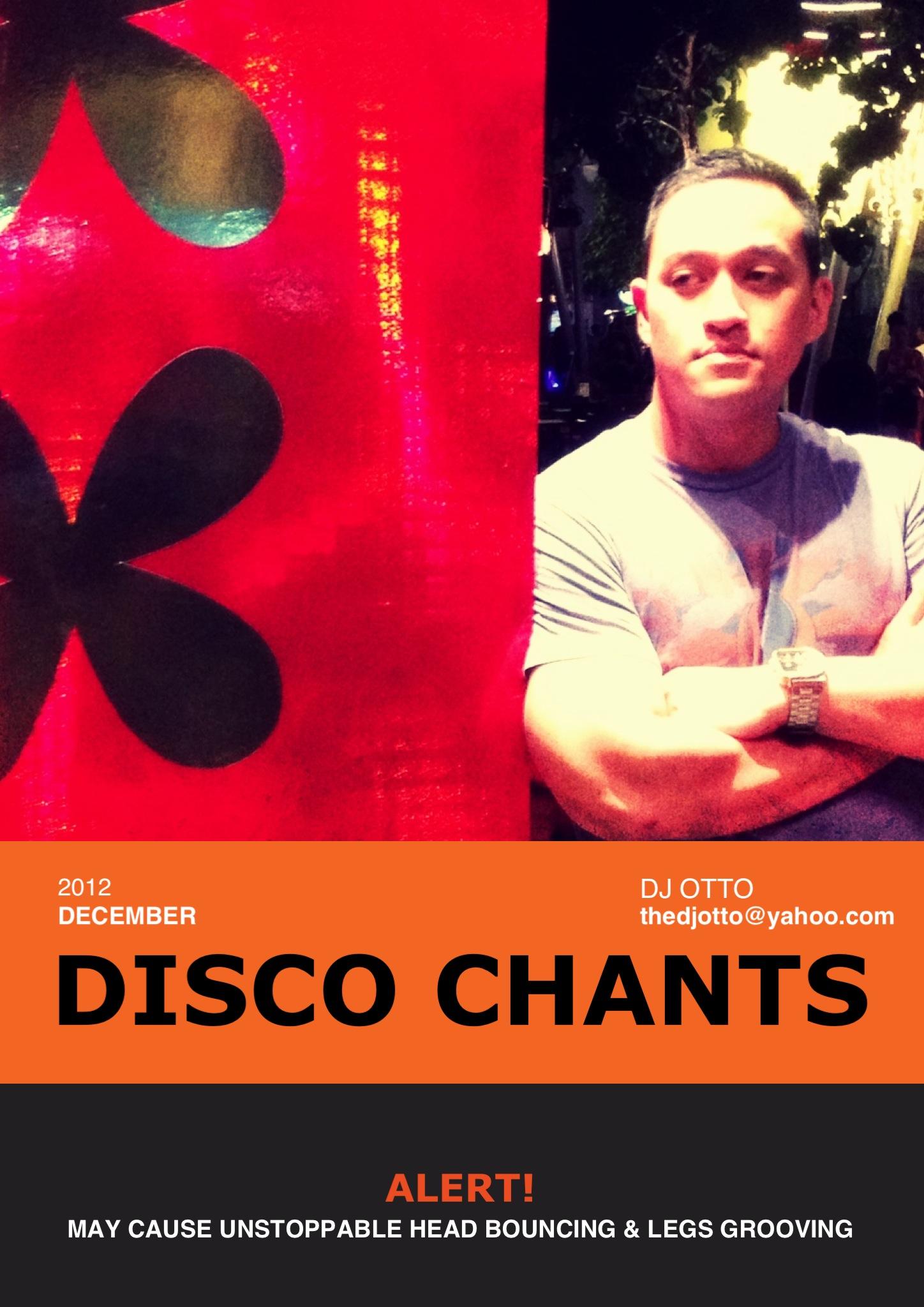 DISCO CHANTS 2012