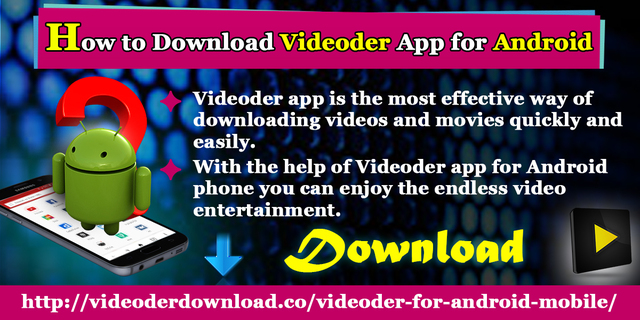 How To Download Videoder App For Android | Free Podcasts