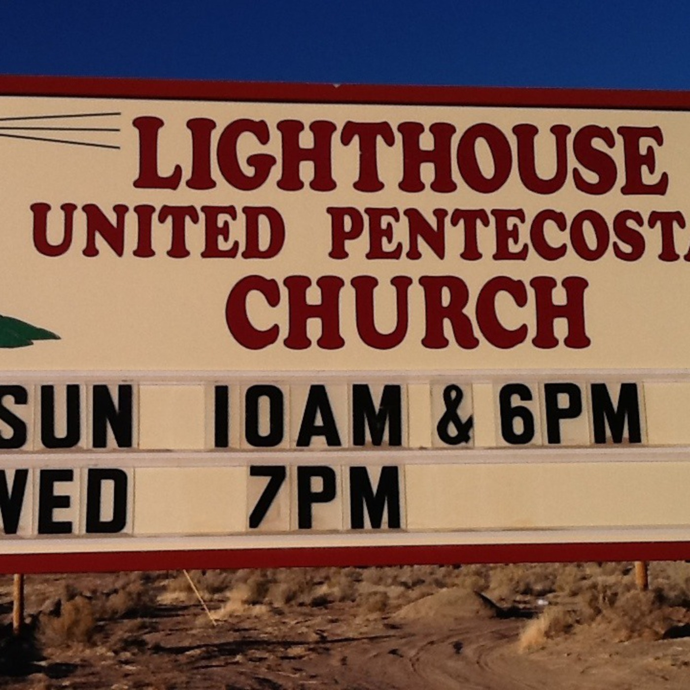 Lighthouse United Pentecostal Church of Newcomb's Podcast