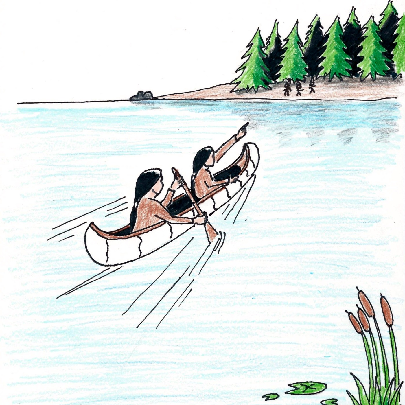 Ojibwe Language Show