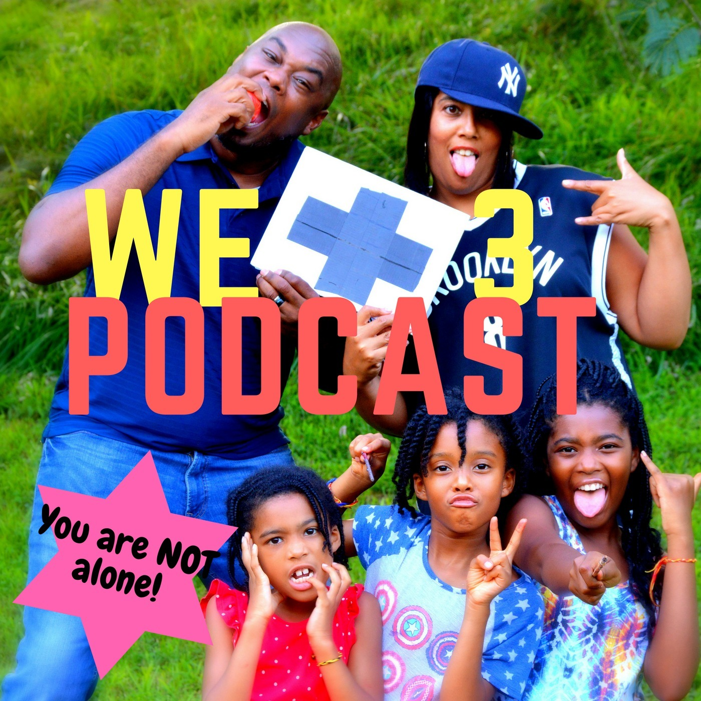 The WE+3 Podcast