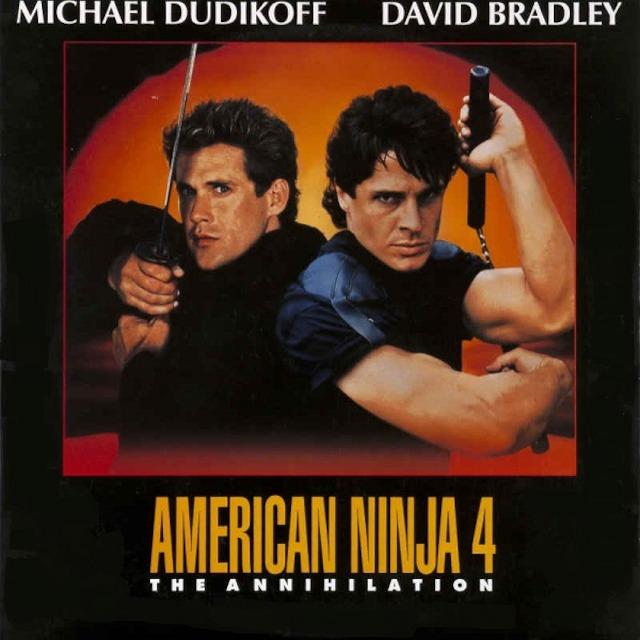 Resultado de imagem para ninja americano 4