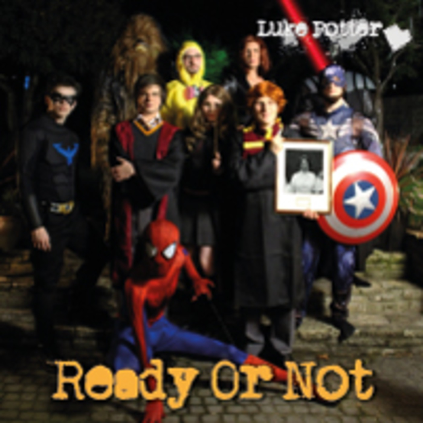 Luke Potter (London, UK) -Ready or Not
