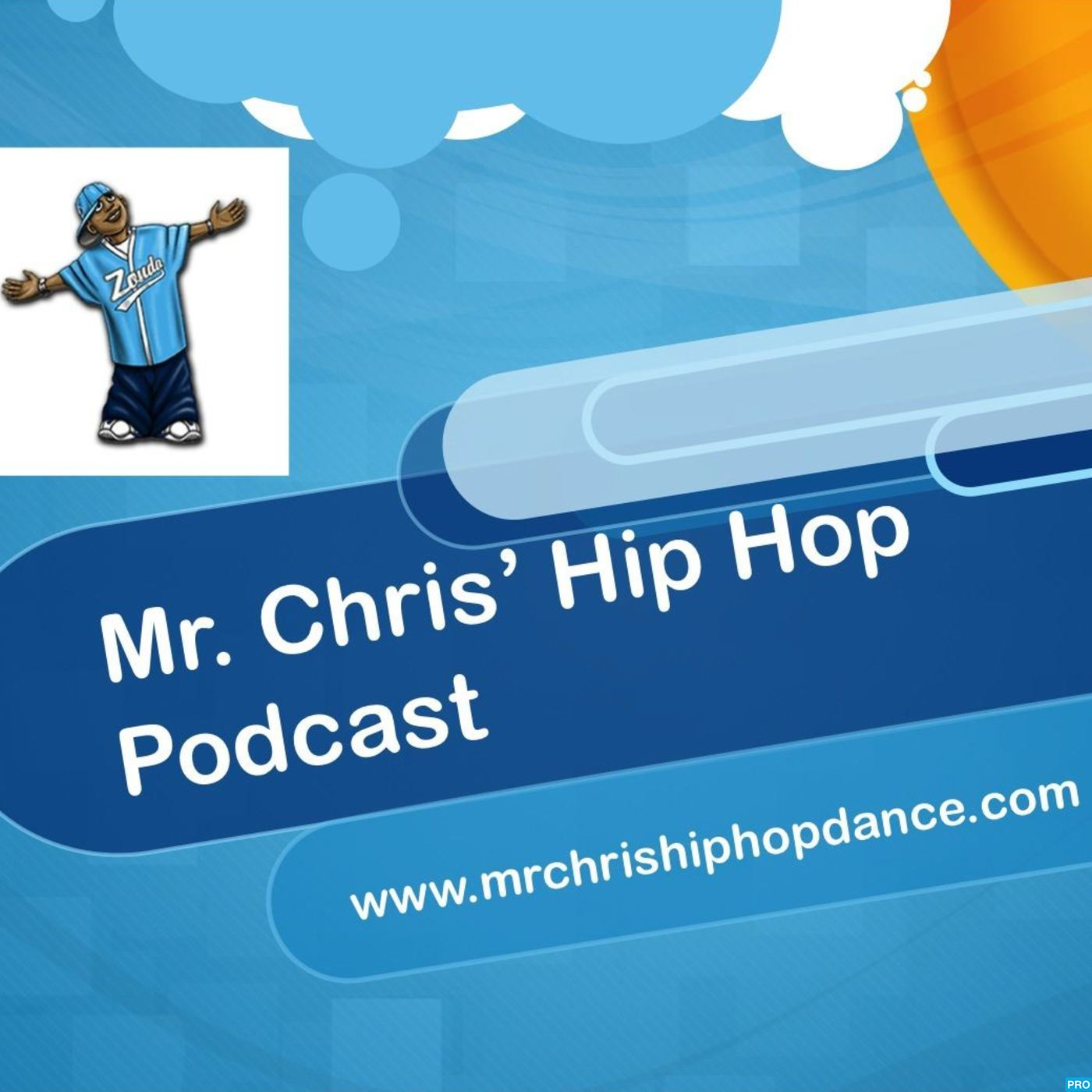 Mr Chris Hip Hop Podcast
