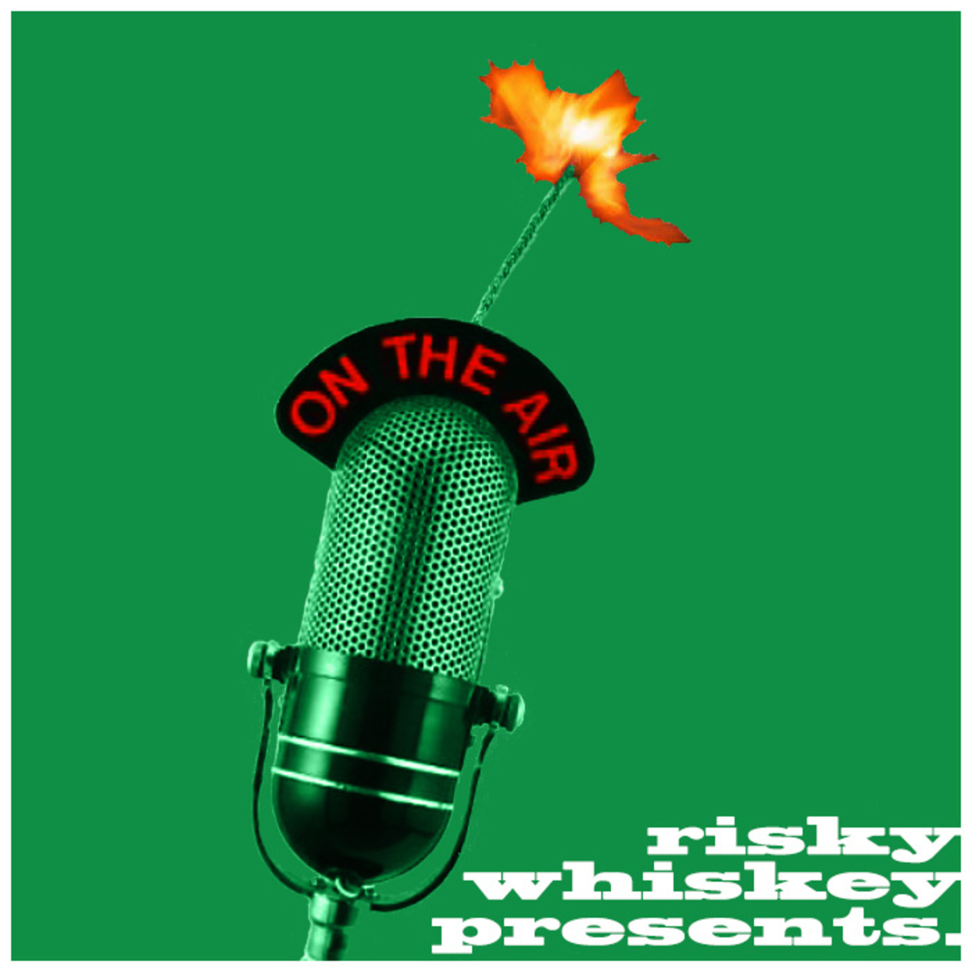 Risky Whiskey Presents!