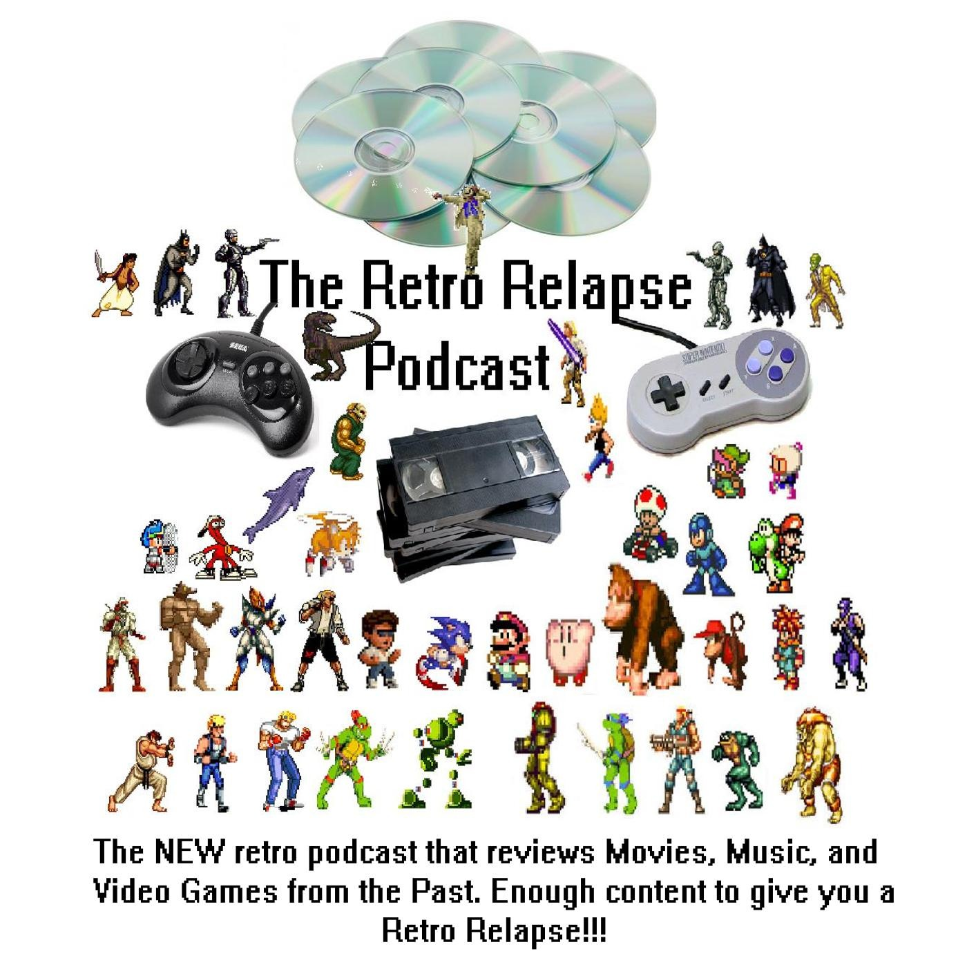 Retro Relapse Podcast