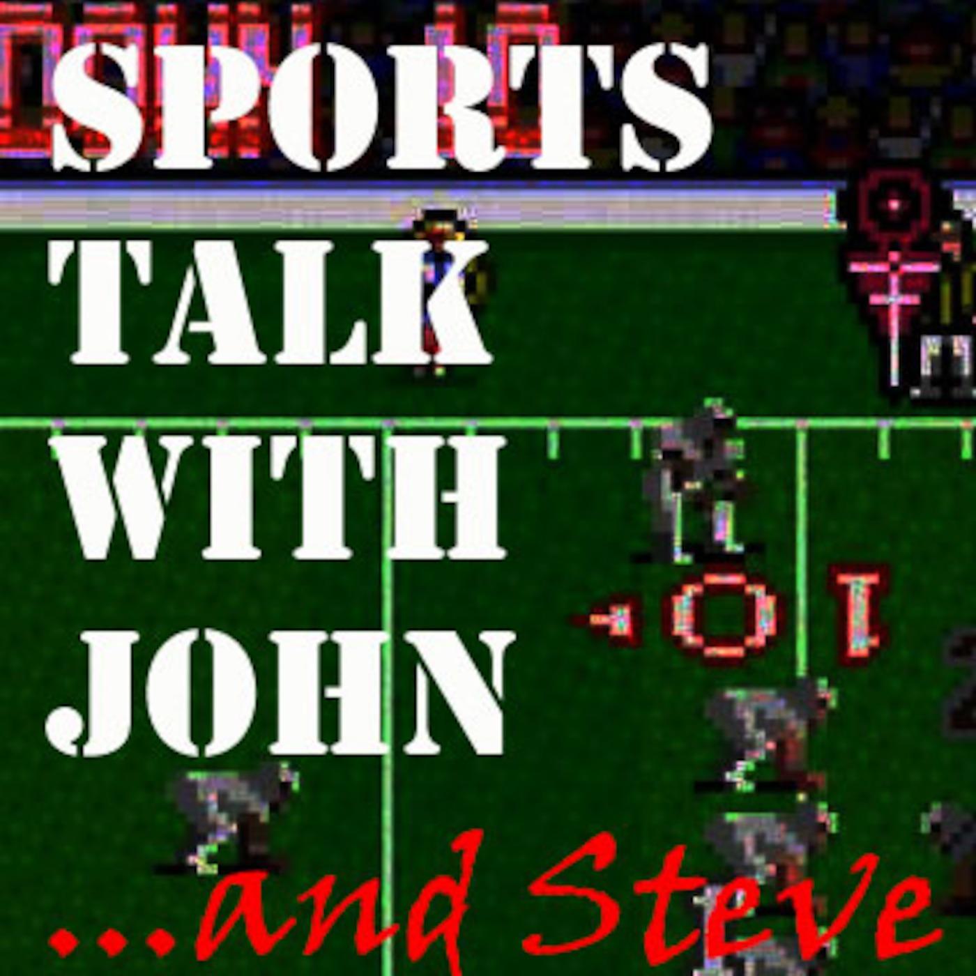 Sports Talk with John