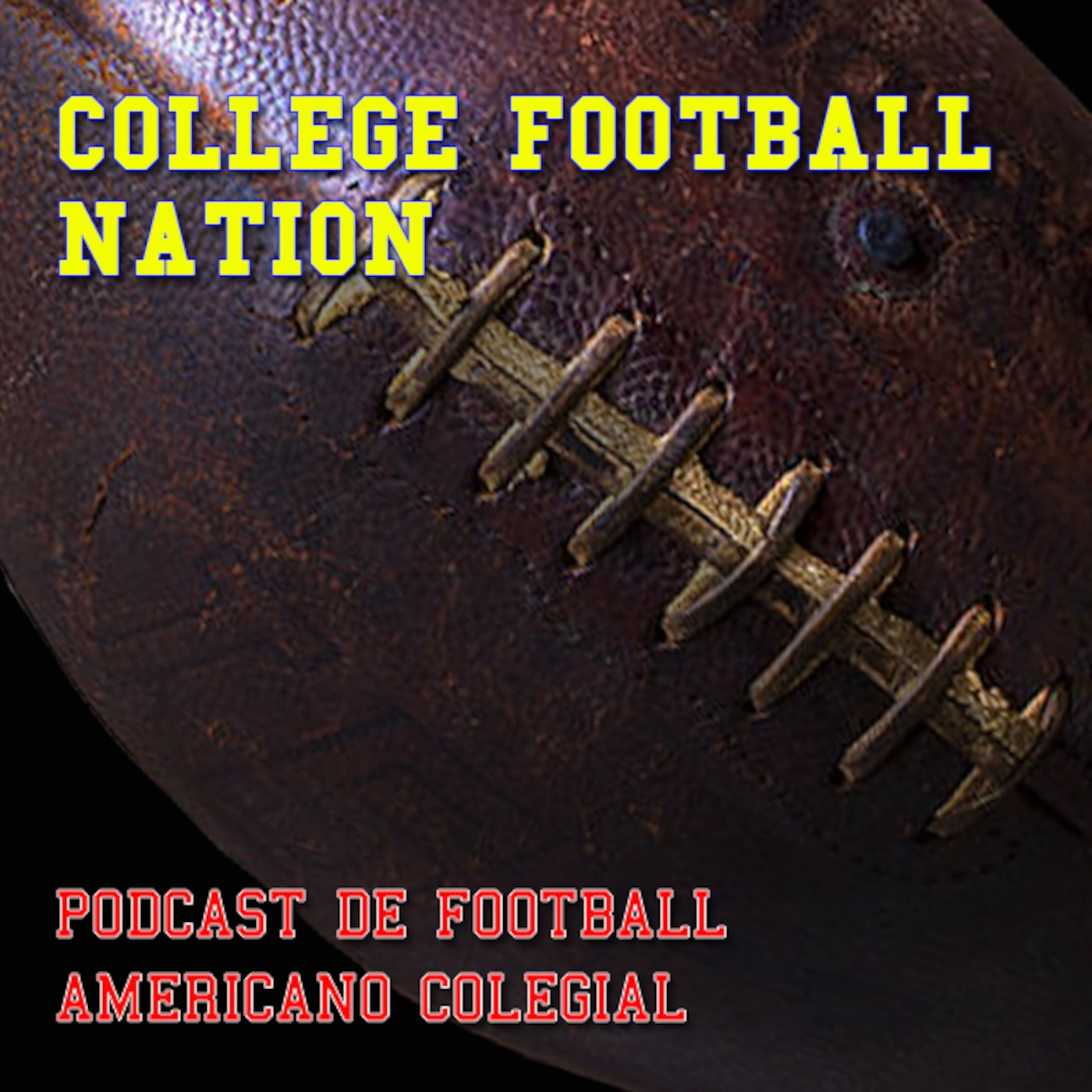 College Nation Football Podcast