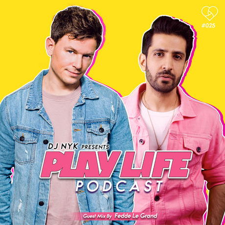 Play Life Podcast with DJ NYK | Free Podcasts | Podomatic