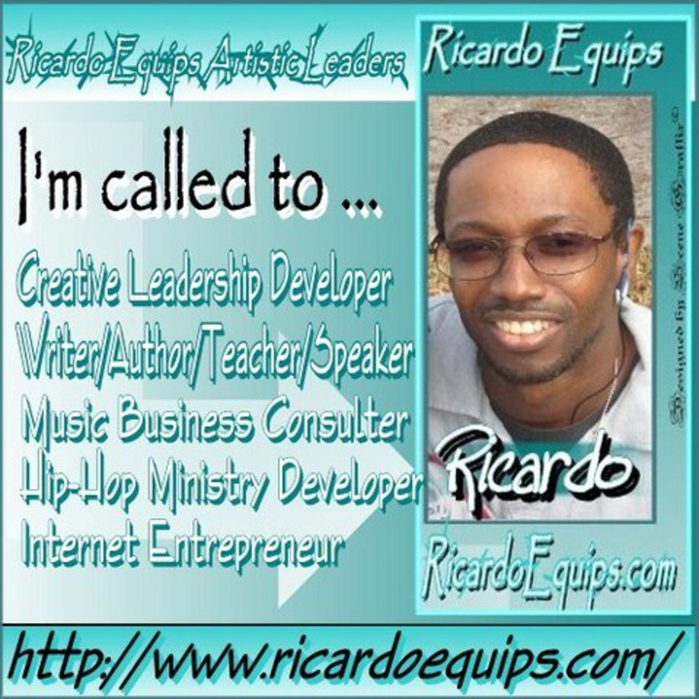 Ricardo Equips Artistic Leaders