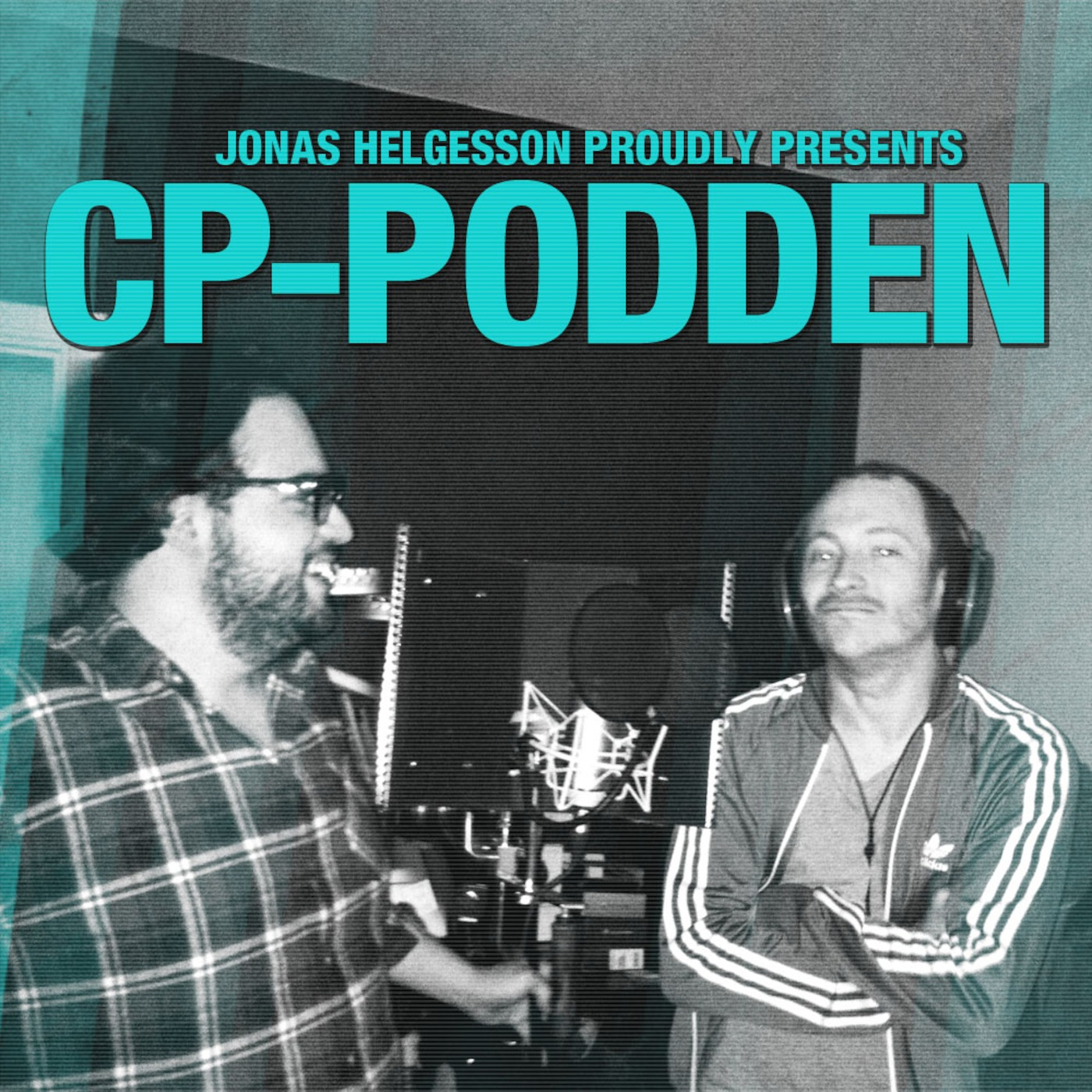 Jonas Helgesson Proudly Presents - Cp-podden