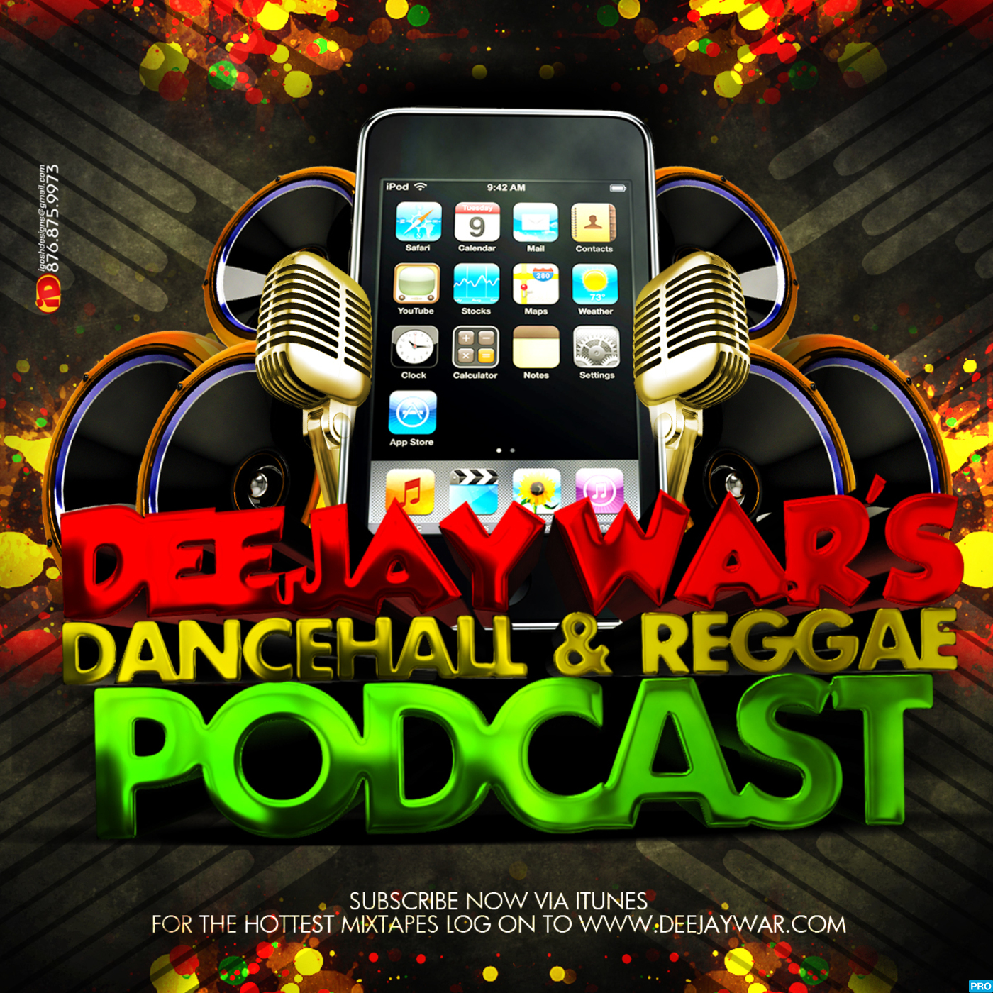 DJ War's Mixtapes & Podcasts