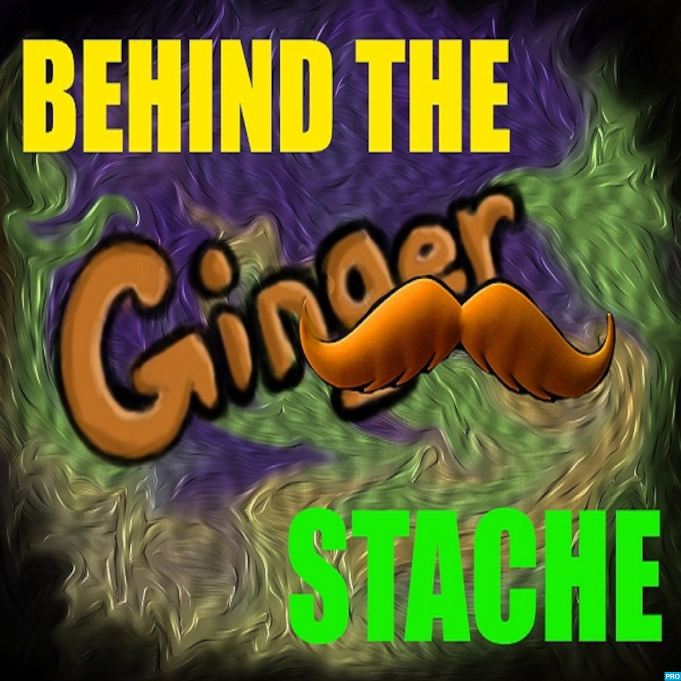 Behind The Ginger Stache