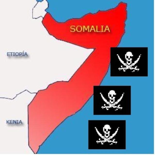 somali pirates combinado