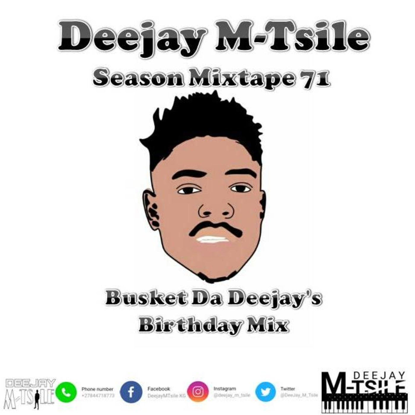 Deejay M-Tsile's Season Mixtape Podcast | Listen Free on Castbox