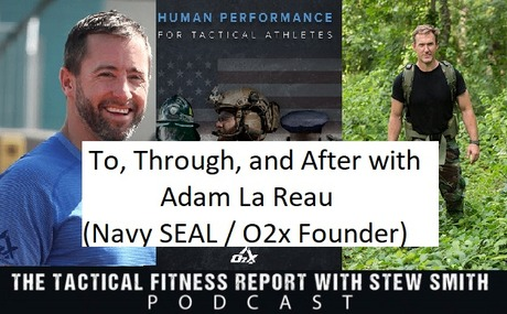 Tactical Fitness Report with Stew Smith Podcast | Free