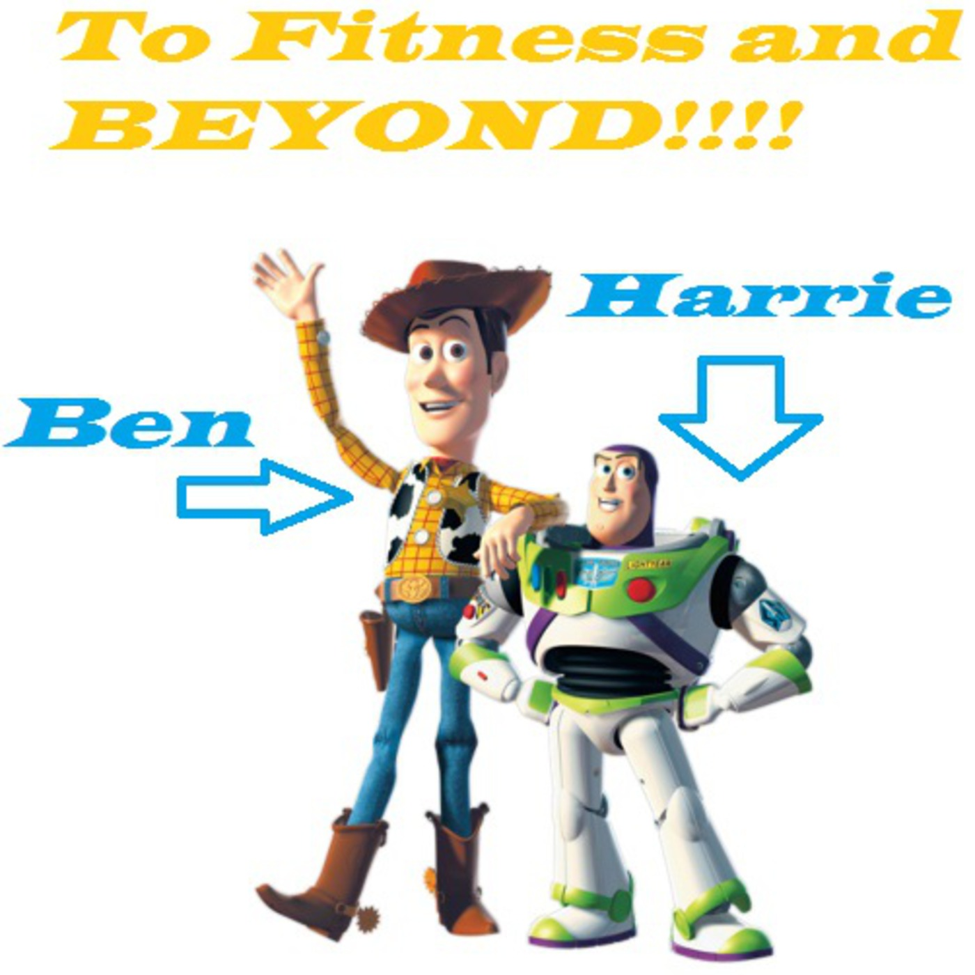 To Fitness and Beyond PodCast!