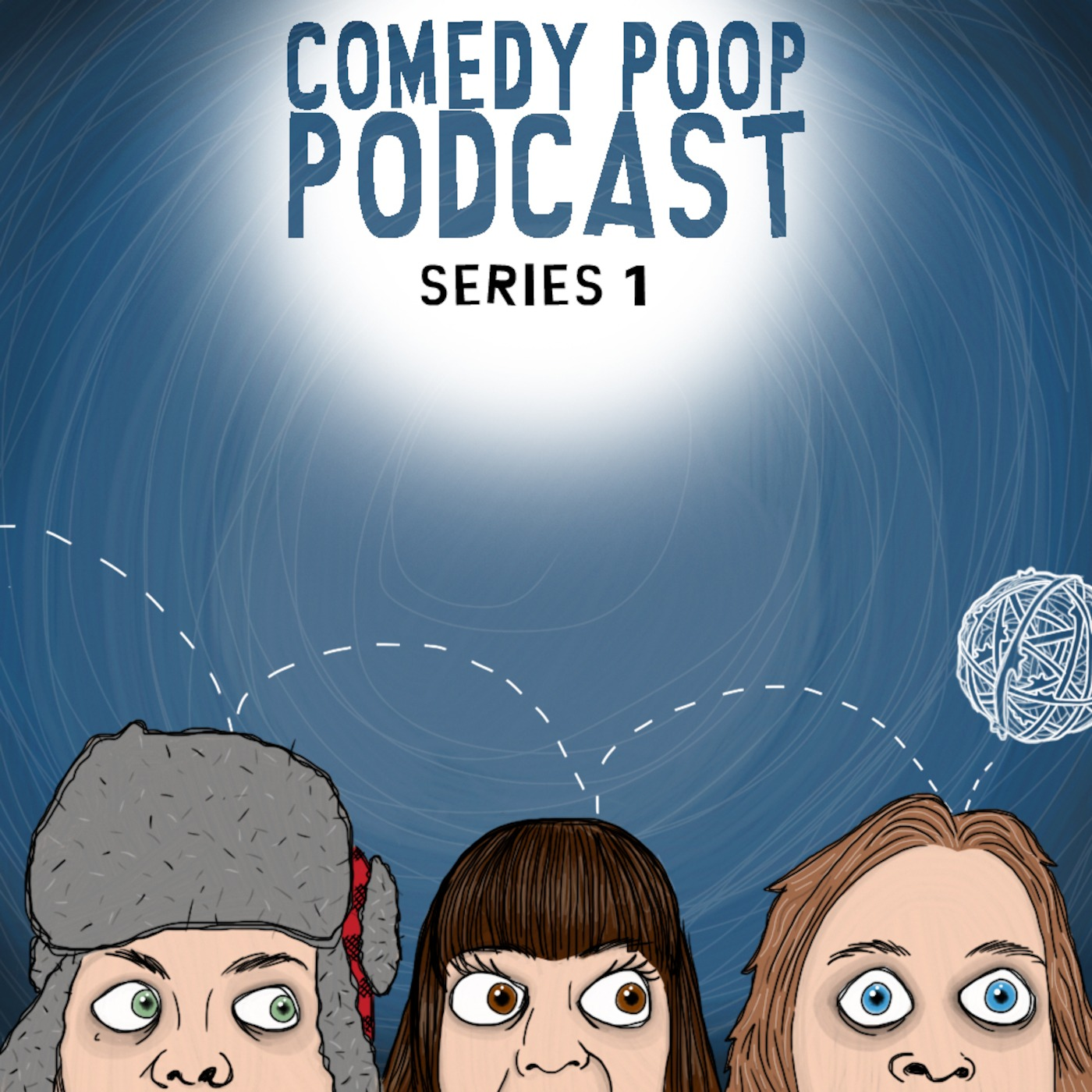 Comedy Poop Podcast - Series 1