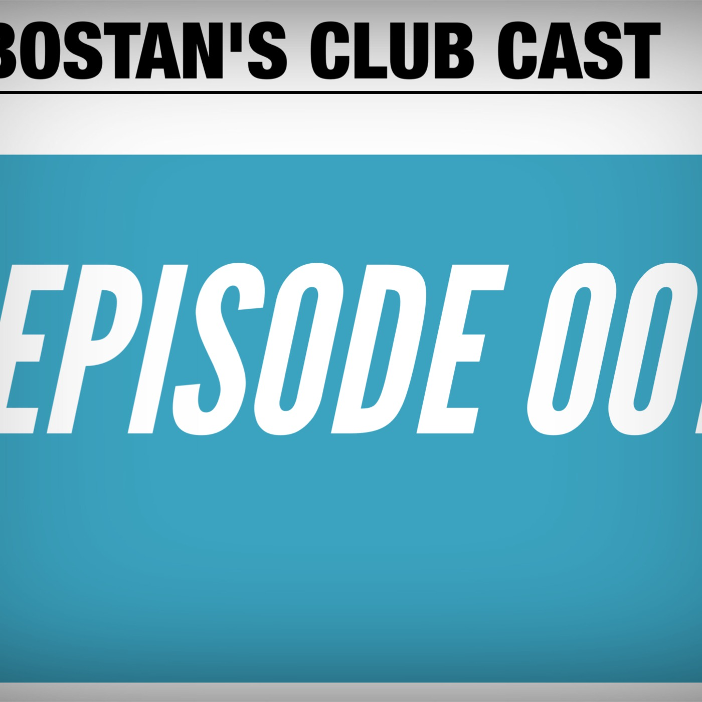 DJ BOSTAN's Podcast
