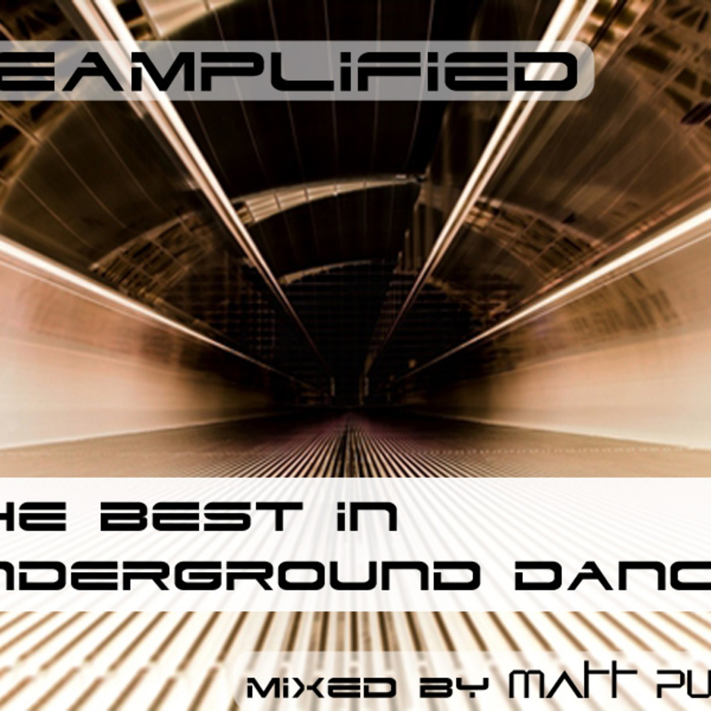 Reamplified - The best in underground dance music!