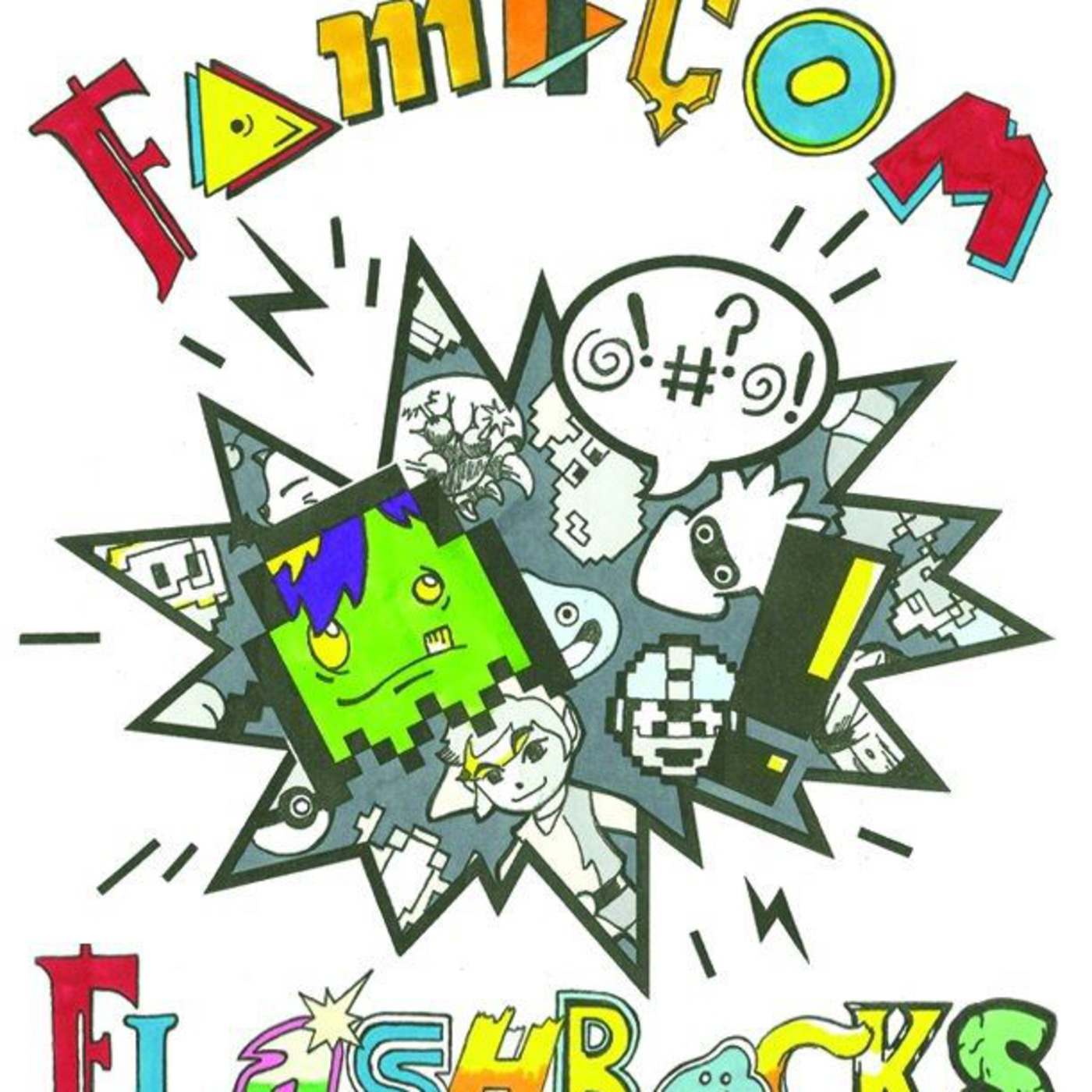 Famicom Flashbacks Podcasts