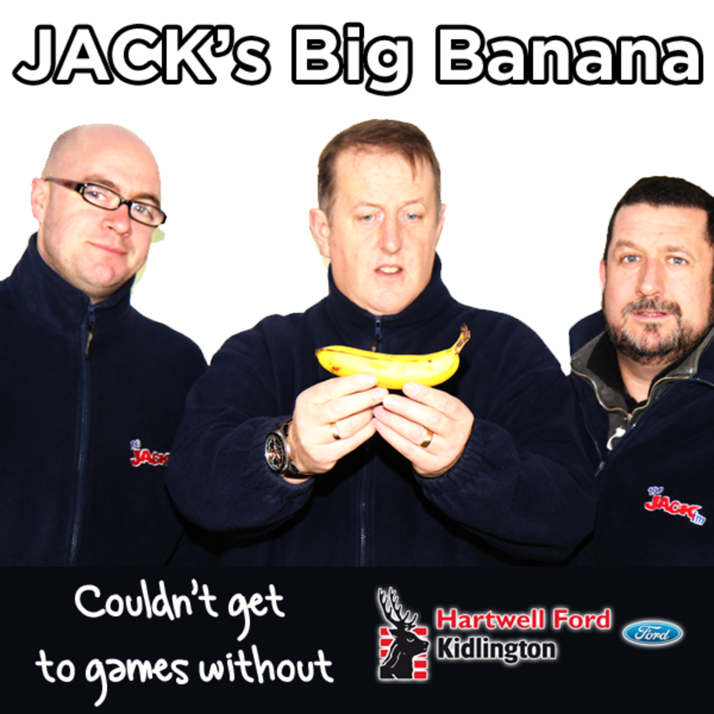 JACK's Big Banana - The Podcasts