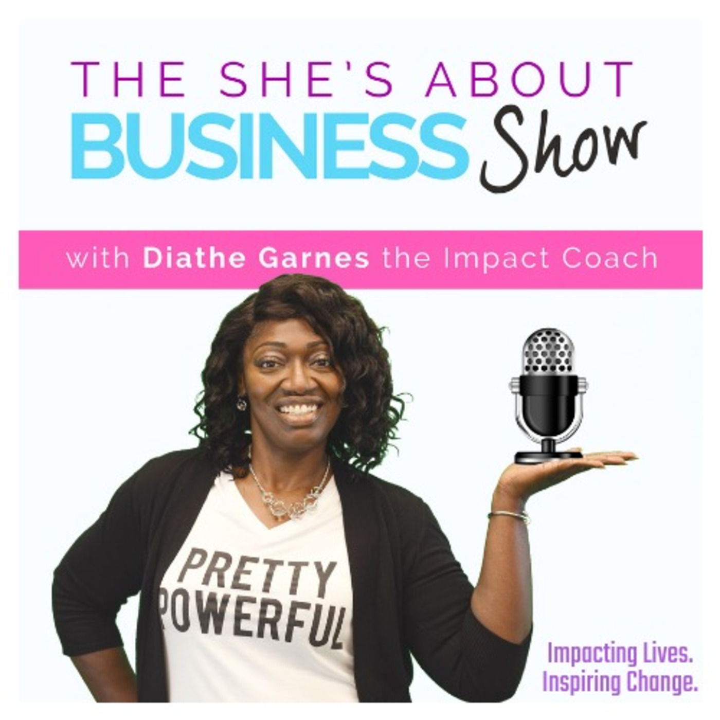 The She's About Business Show - TopPodcast com