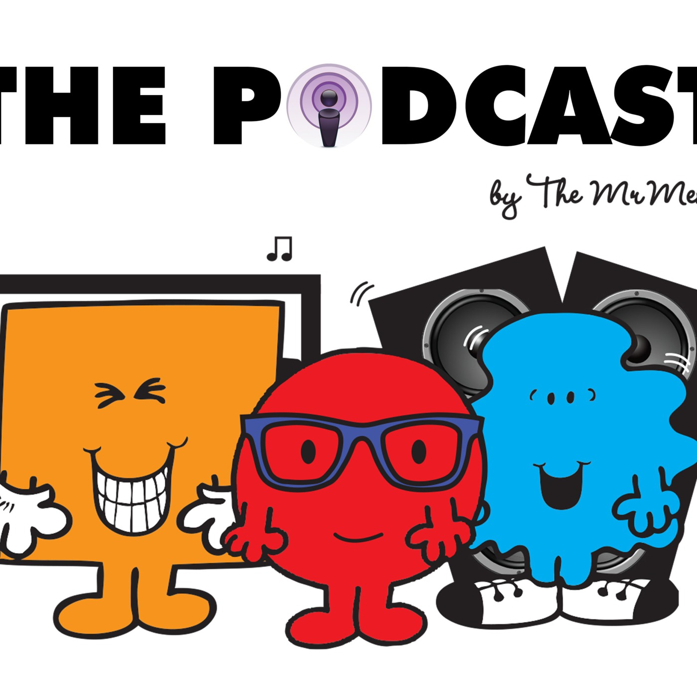 #ThePodcast by @TheMrMen