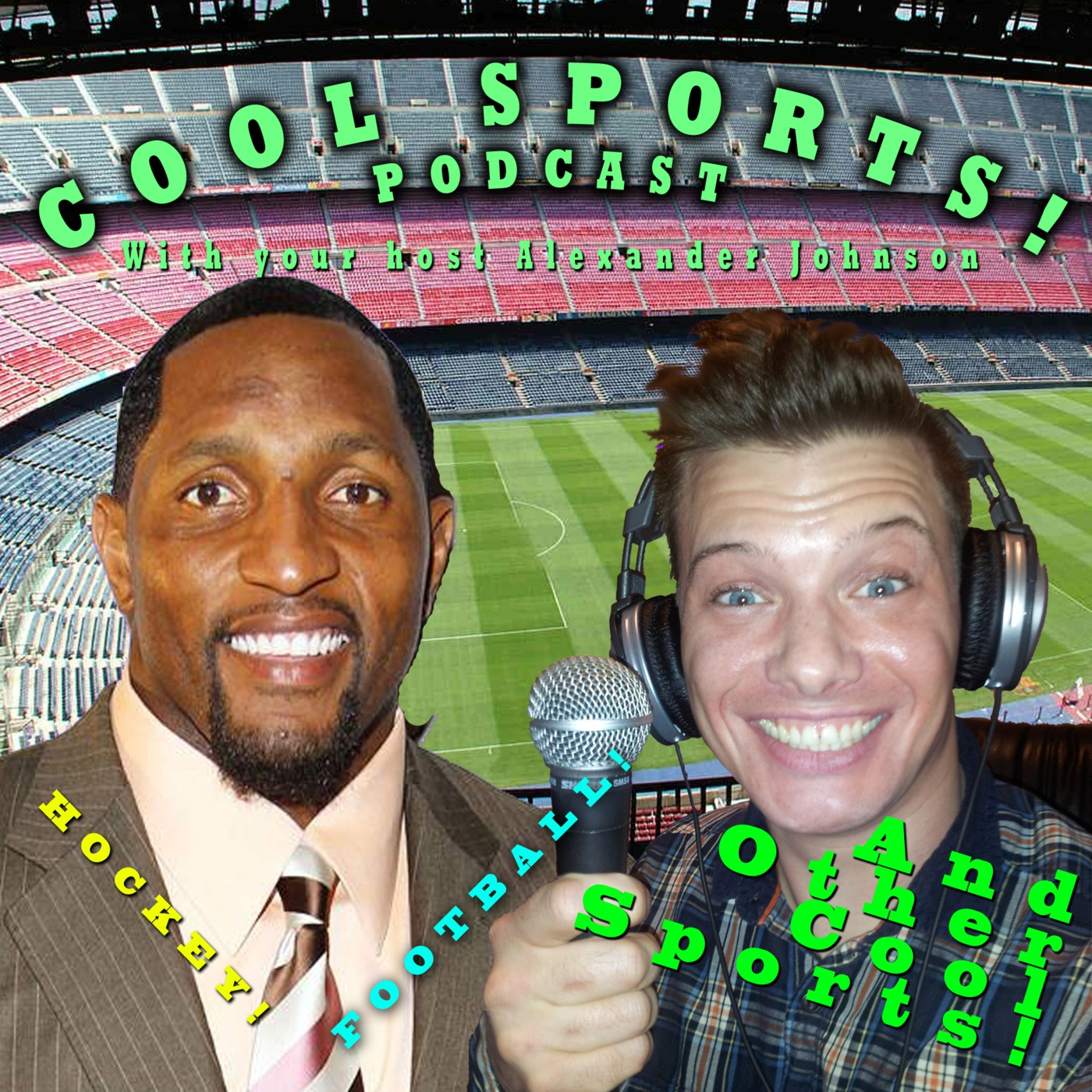 Cool Sports! Podcast