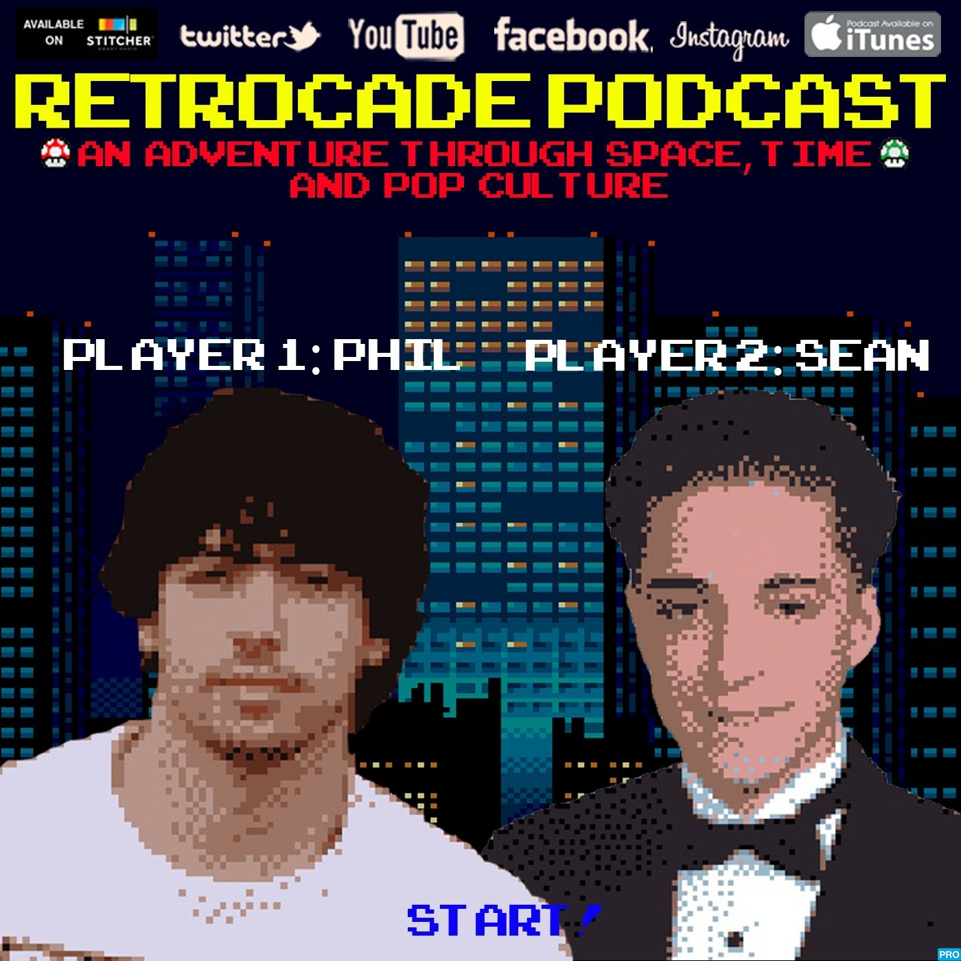 Retrocade Podcast
