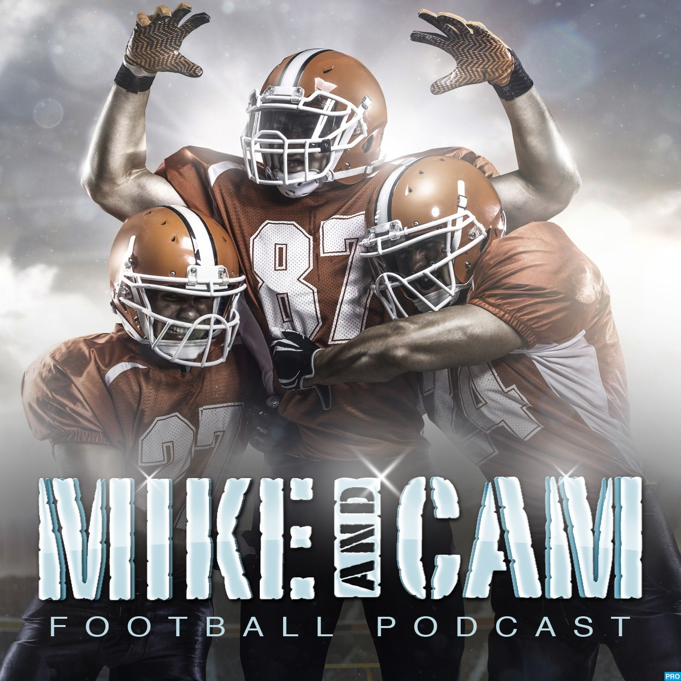 Mike and Cam Football Podcast