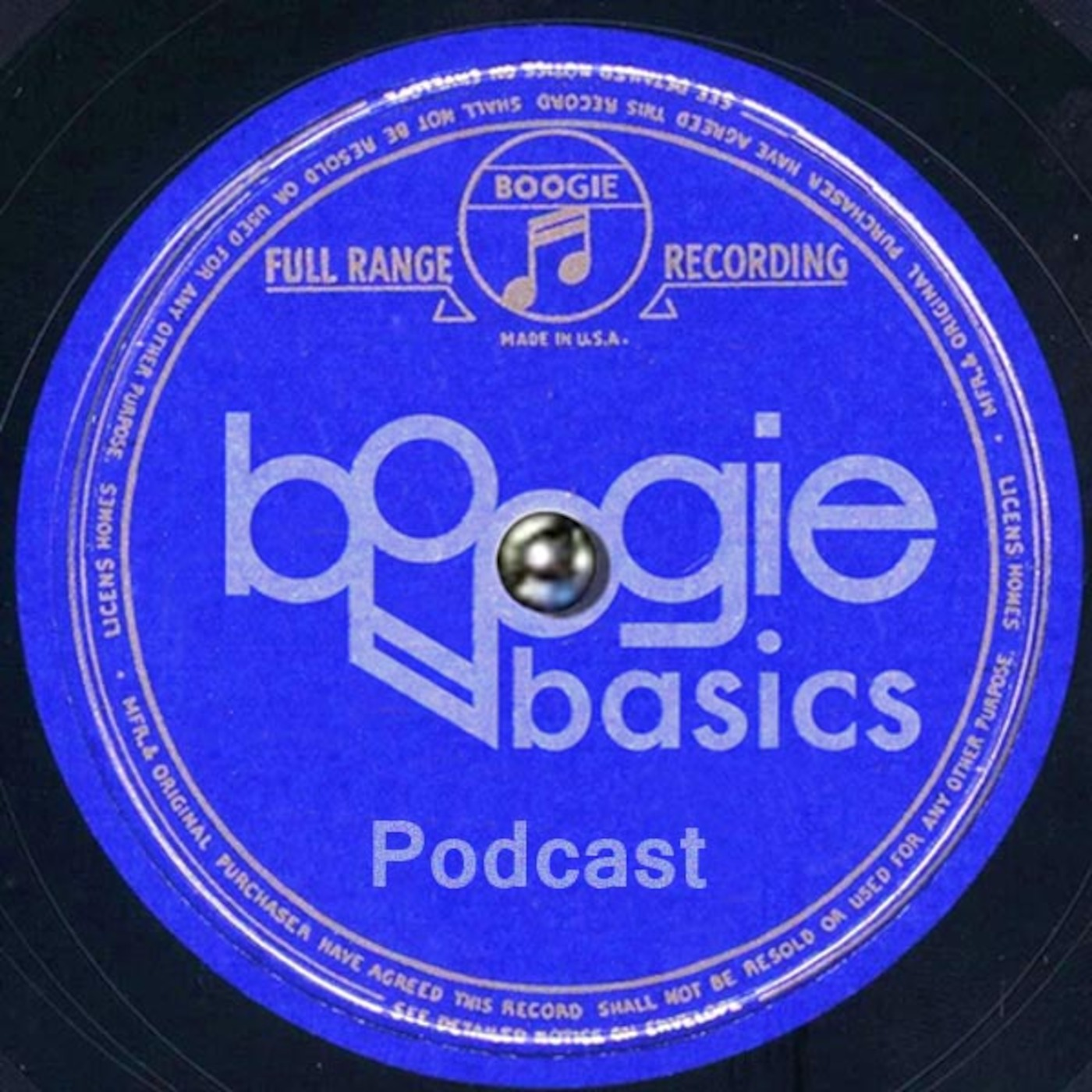 Boogie Basics Podcast