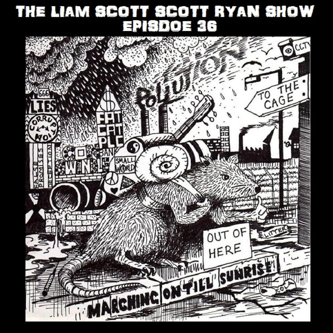 Liam Scott Scott Ryan Show