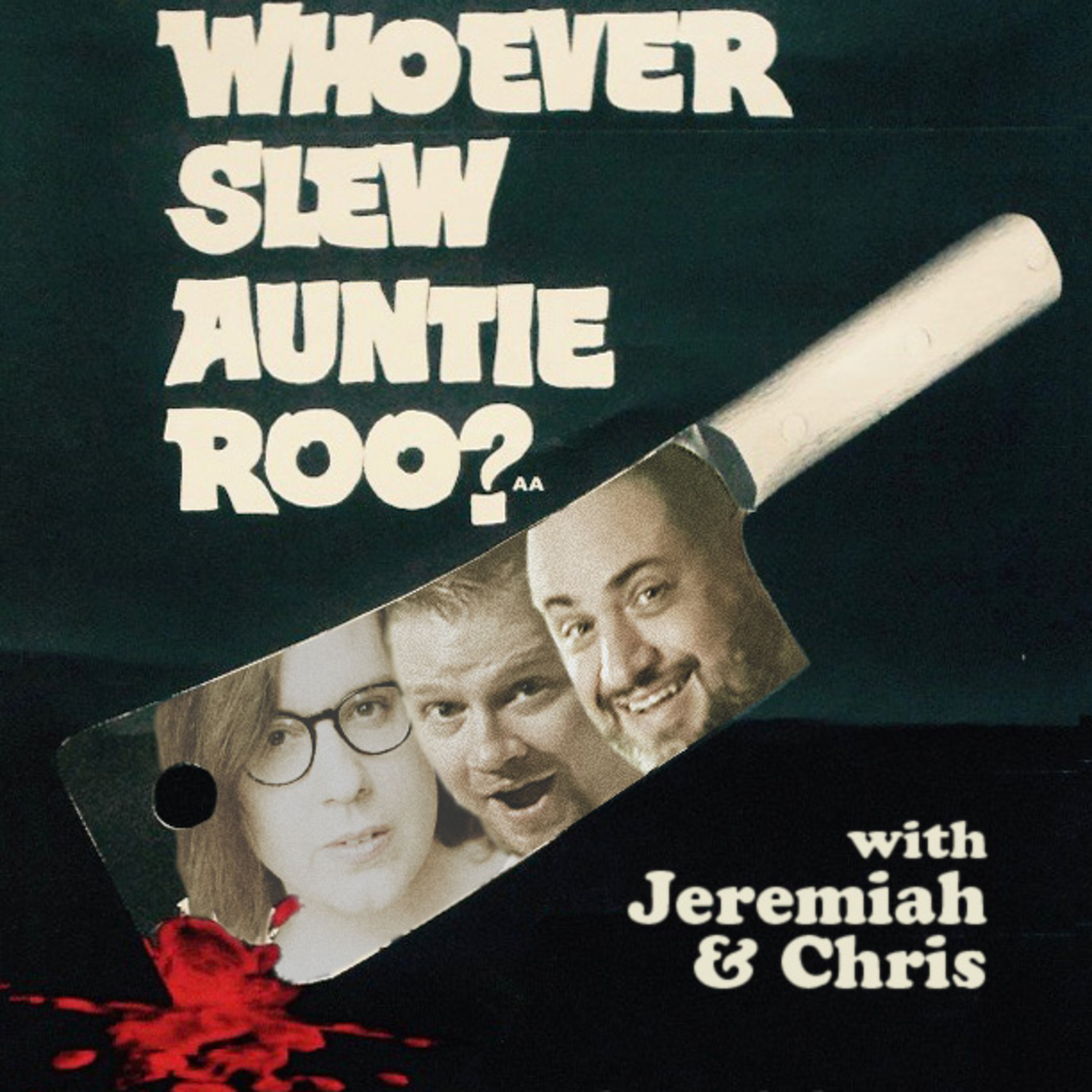 Whoever Slew Auntie Roo?