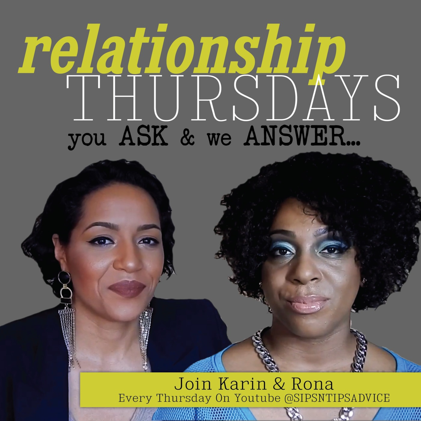 Relationship Thursdays - Dating Family & Friendship Advice for Men & Women