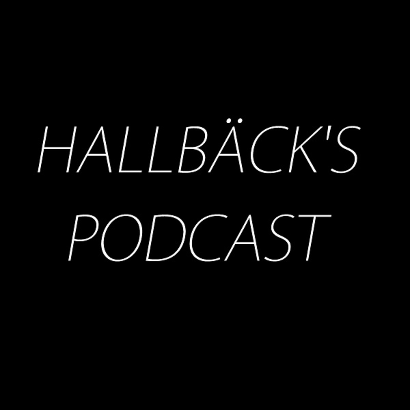 Hallbäck's Podcast
