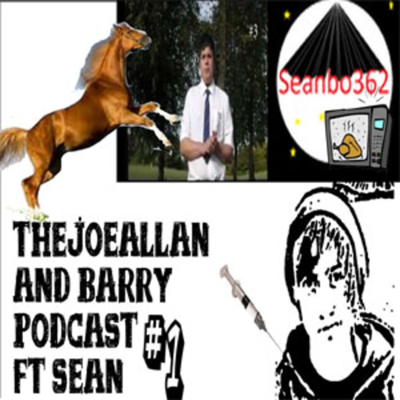 thejoeallan and barrys podcast #1