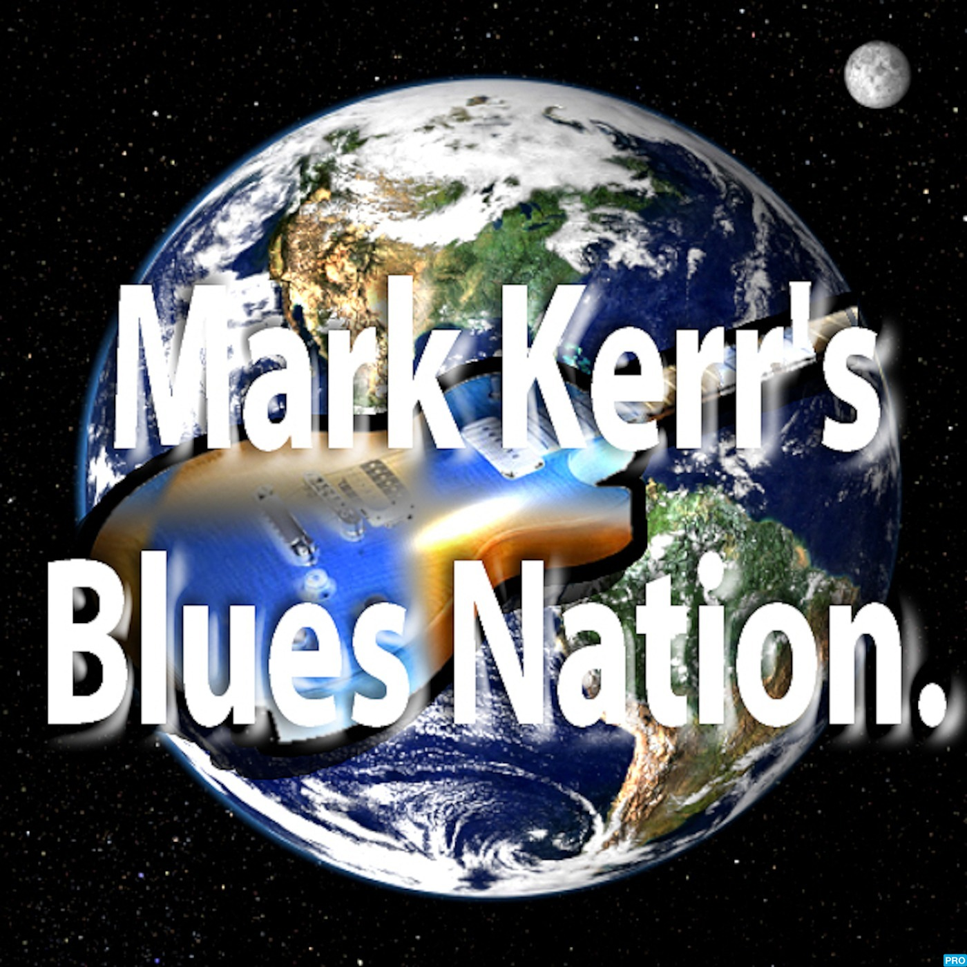 Mark Kerr's Blues Nation Show