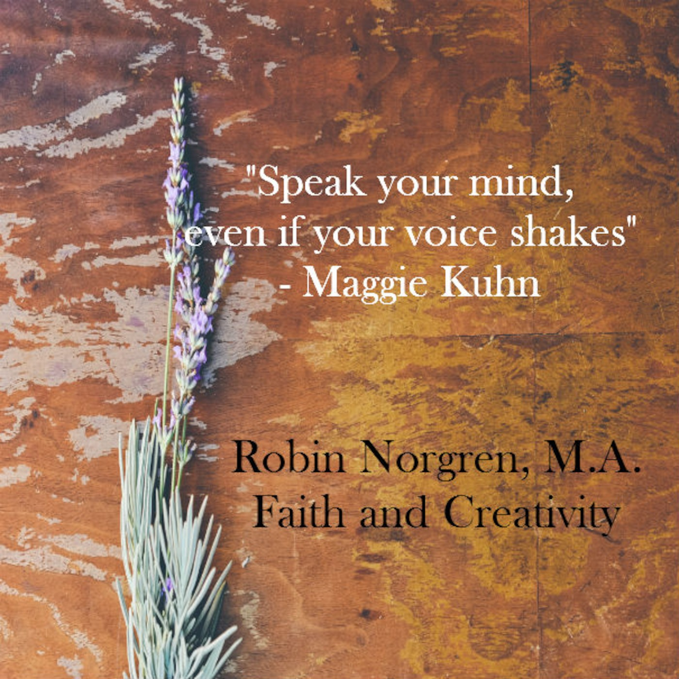Robin Norgren Studios - Faith and Creativity