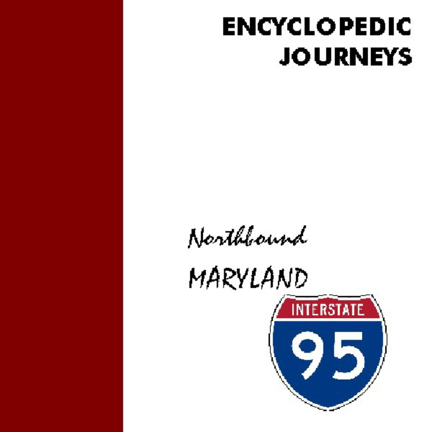 Northbound I-95 Maryland