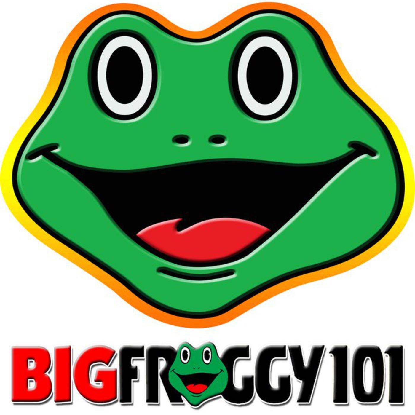 BIG Froggy 101's Pondcast