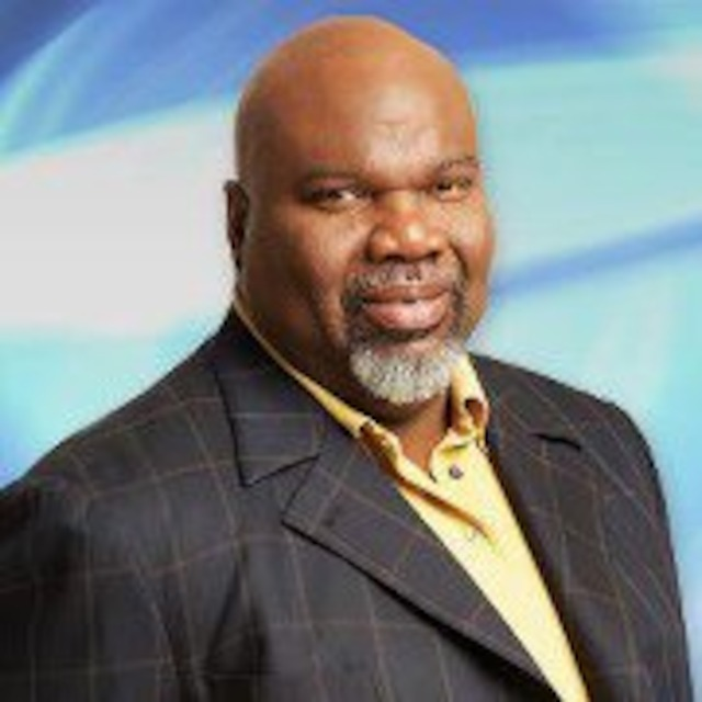 T D Jakes Interview