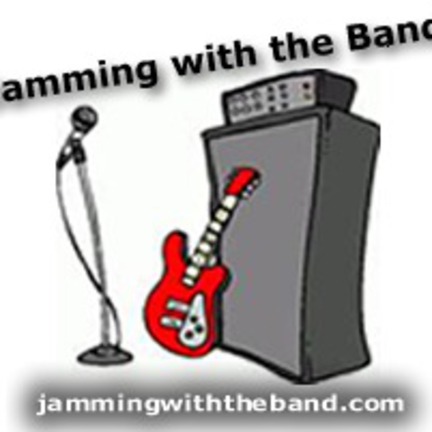 Up Beat Funk!! Jamming With The Band podcast