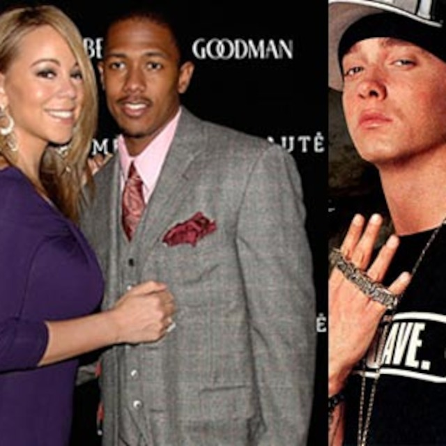 Mariah carey eminem dating 2009
