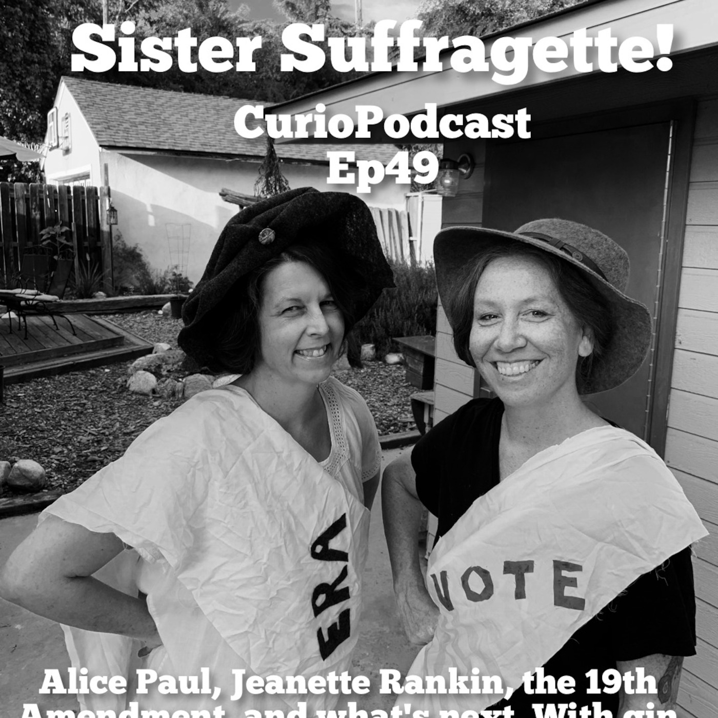 Sister Suffragette ep49