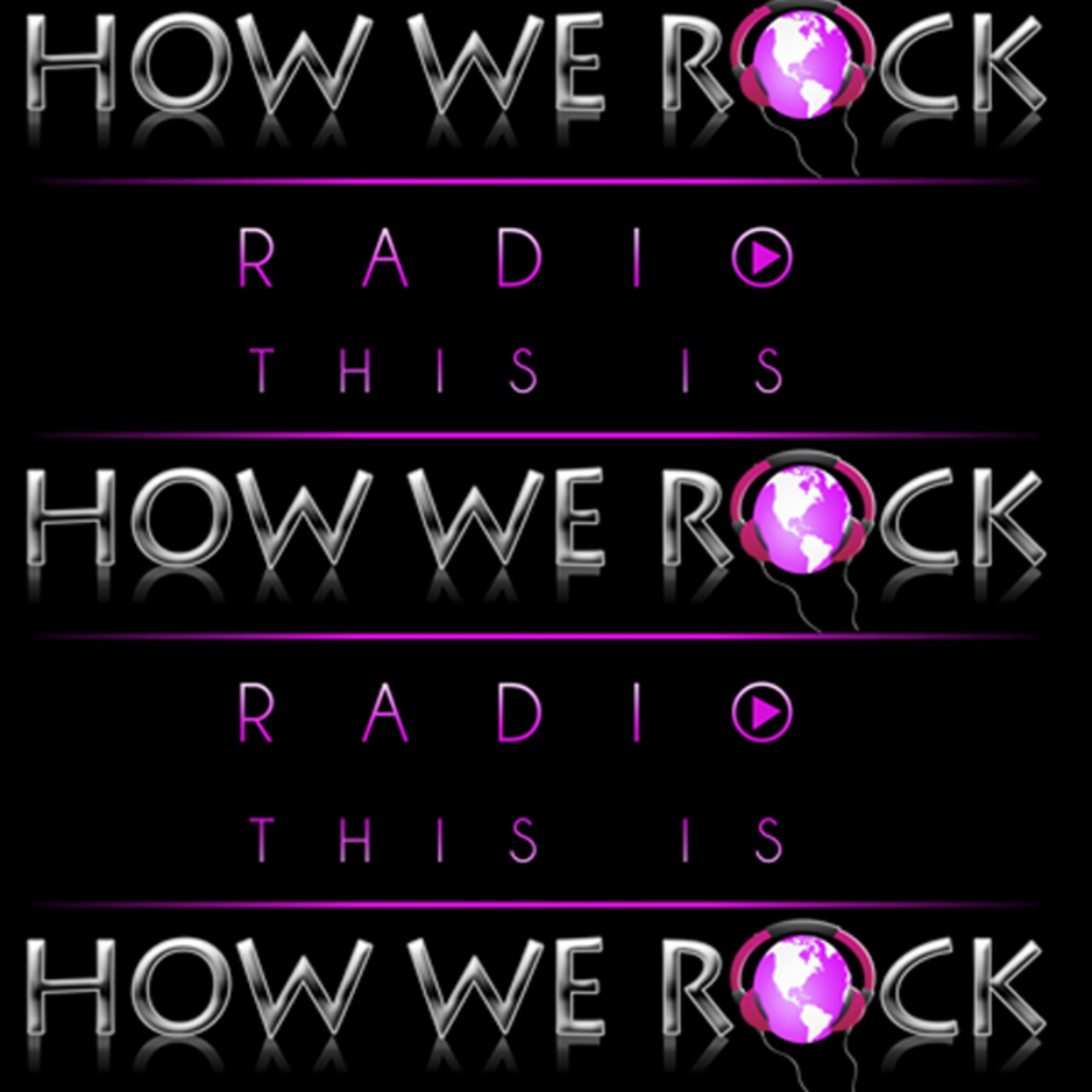 This Is How We Rock Radio Podcast