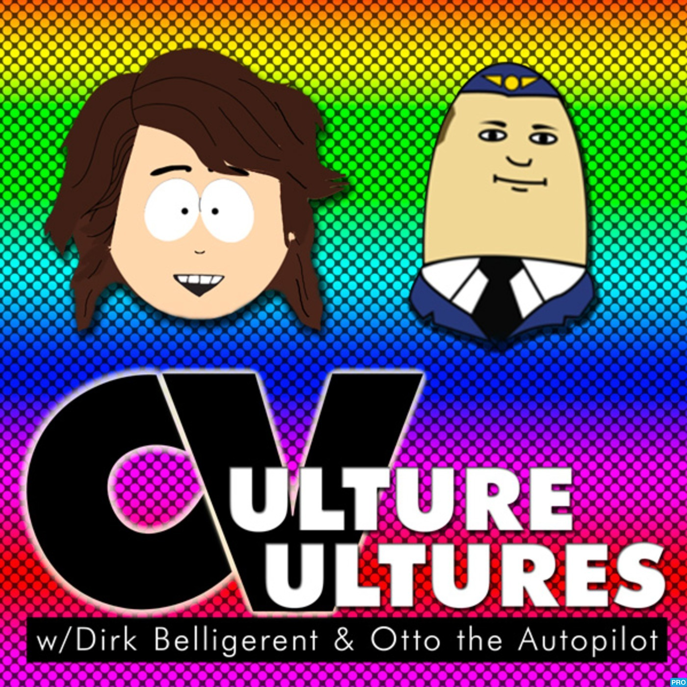 Culture Vultures Podcast