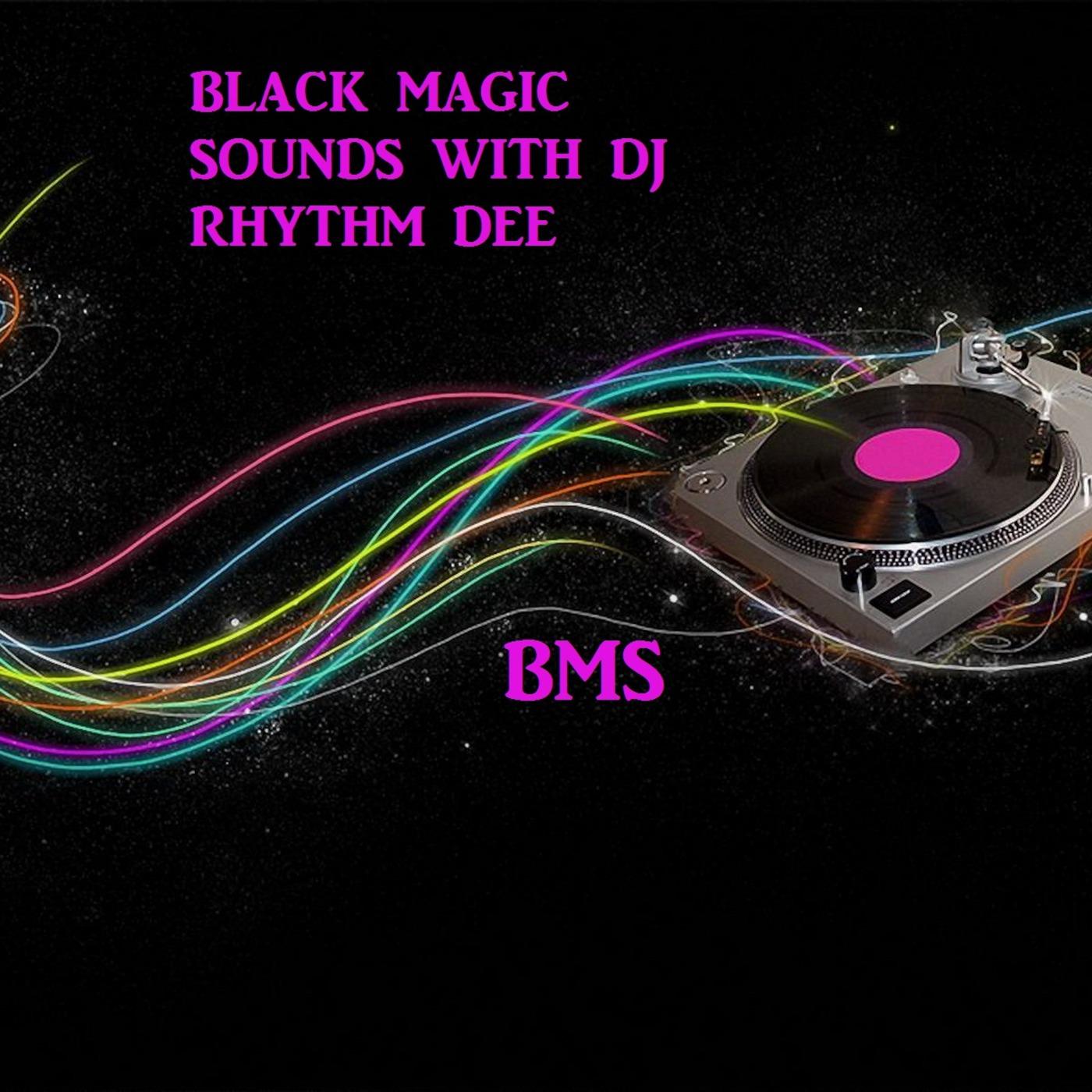 Dj pleasure black magic