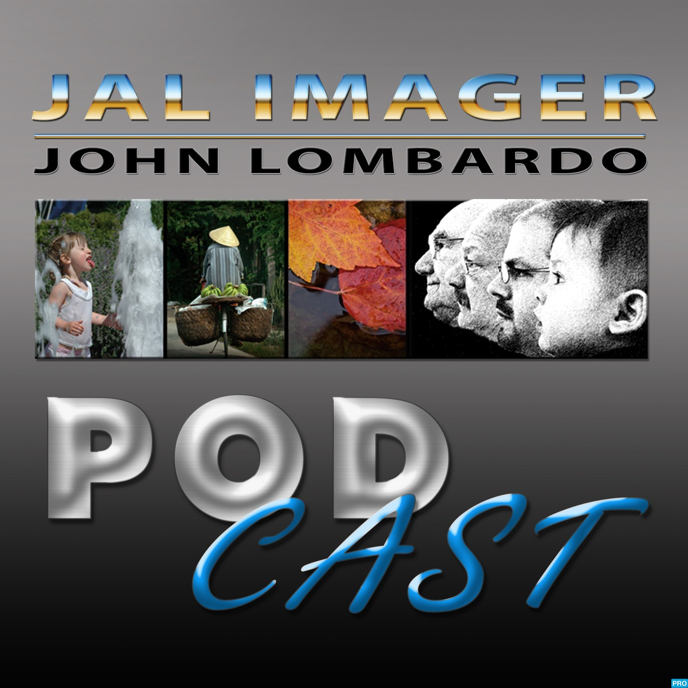 JAL Imager Podcasts