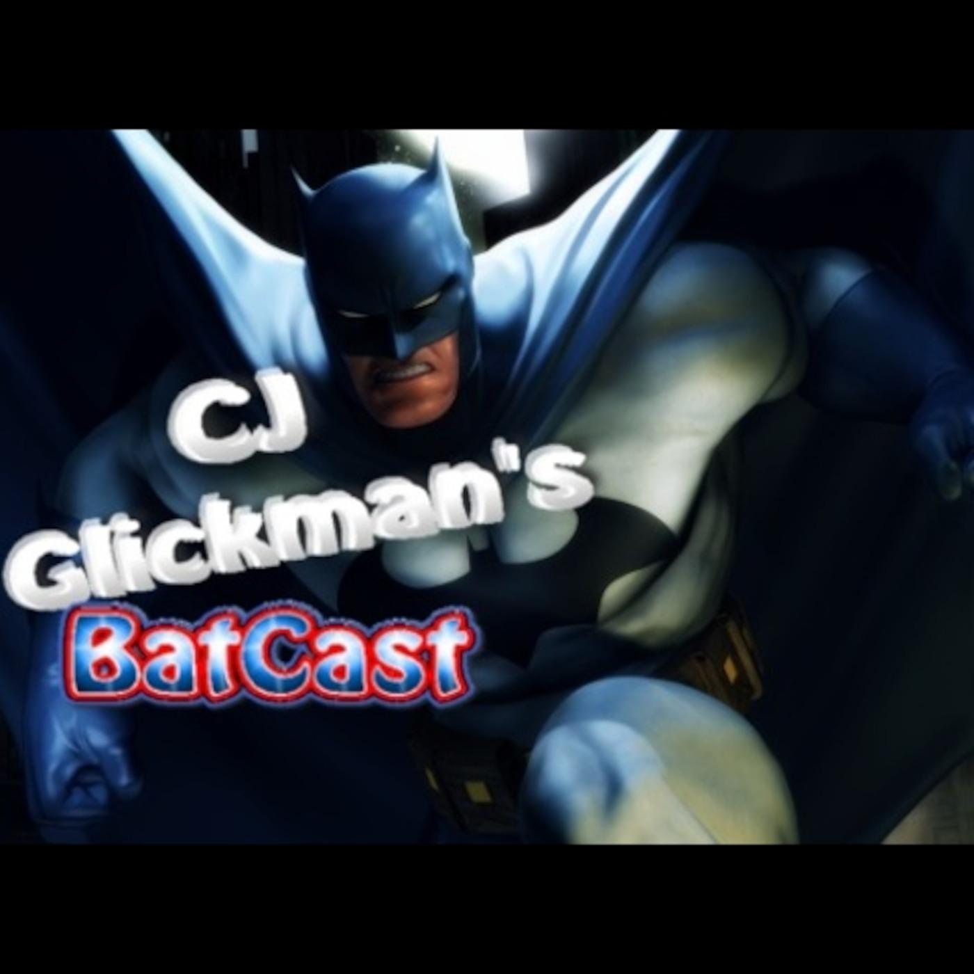 CJ Glickman's BatCast